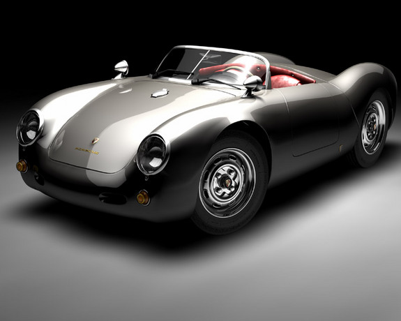 1955 Porsche 550 Spyder Pic 47469 Jpeg