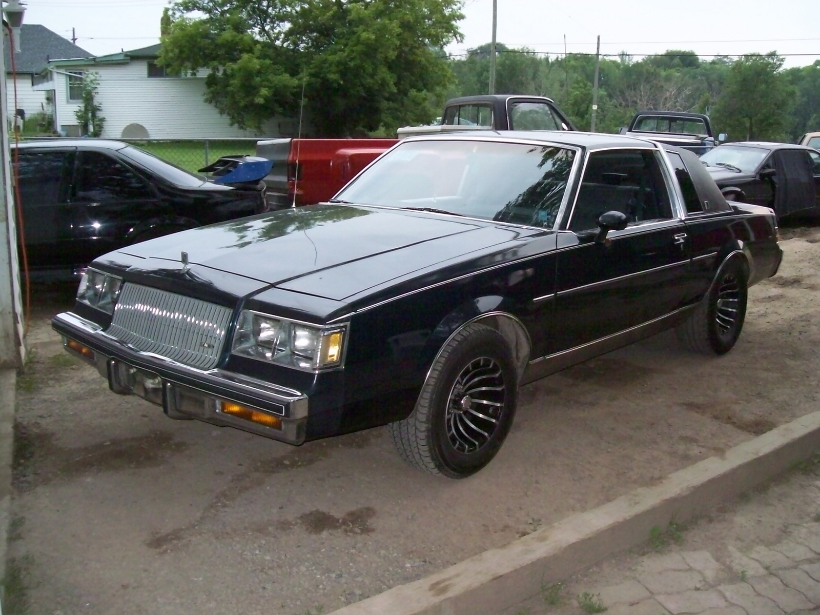 1987 Buick Regal Related Infomationspecifications Weili 1983 Wiring Diagram 2 Door Coupe Picture Exterior