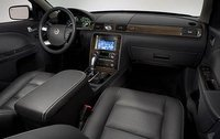 2009 Mercury Sable, Front Interior View, interior, manufacturer, gallery_worthy
