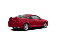 2009 Pontiac G5, Back Right Quarter View, exterior, manufacturer