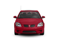 2009 Pontiac G5, Front View, exterior, manufacturer