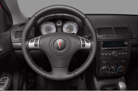2009 Pontiac G5, Interior Dashboard View, manufacturer, interior