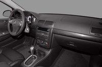 2009 Pontiac G5, Interior Front View, interior, manufacturer