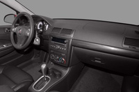 2009 Pontiac G5, Interior Front View, manufacturer, interior