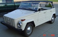 1973 Volkswagen Thing Overview