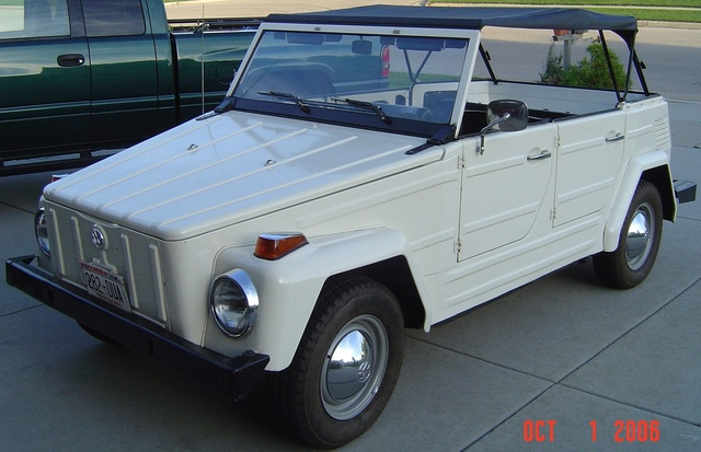 Picture of 1973 Volkswagen Thing