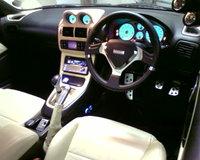 Picture of 1995 Mitsubishi FTO, interior