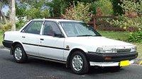 1990 Holden Apollo Overview