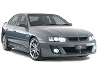 2006 HSV Clubsport R8 Overview