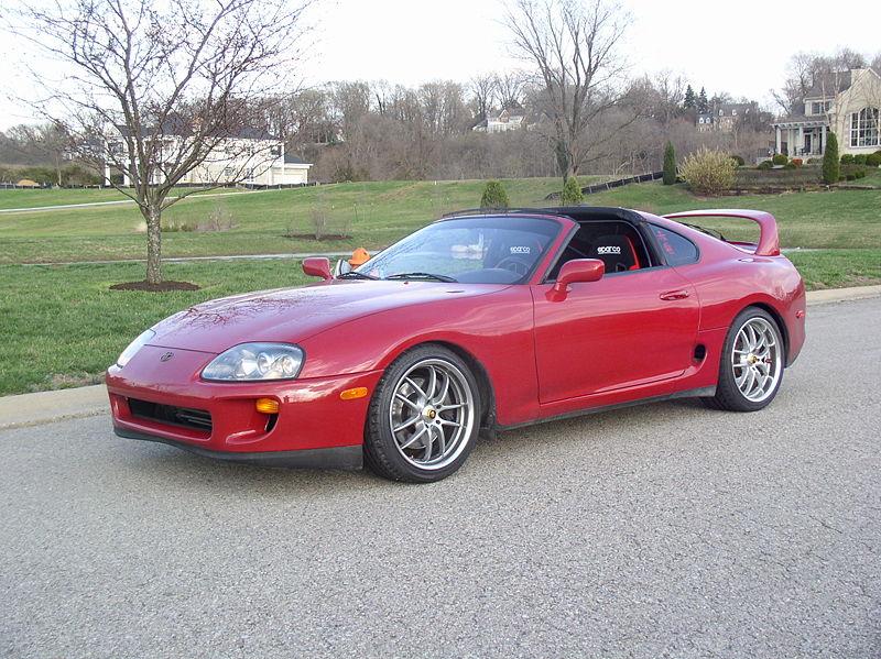 1998 Toyota Supra - Exterior Pictures - CarGurus