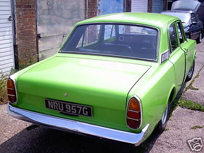 Picture of 1969 Ford Corsair