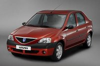 2004 Dacia Logan Overview