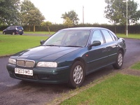 1998 Rover 600 Overview