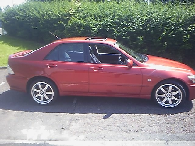 Picture of 1999 Lexus IS 200t, exterior