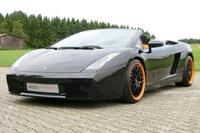 2008 Lamborghini Gallardo Spyder picture, exterior