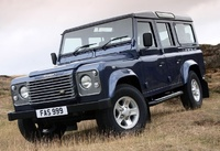 2007 Land Rover Defender Overview