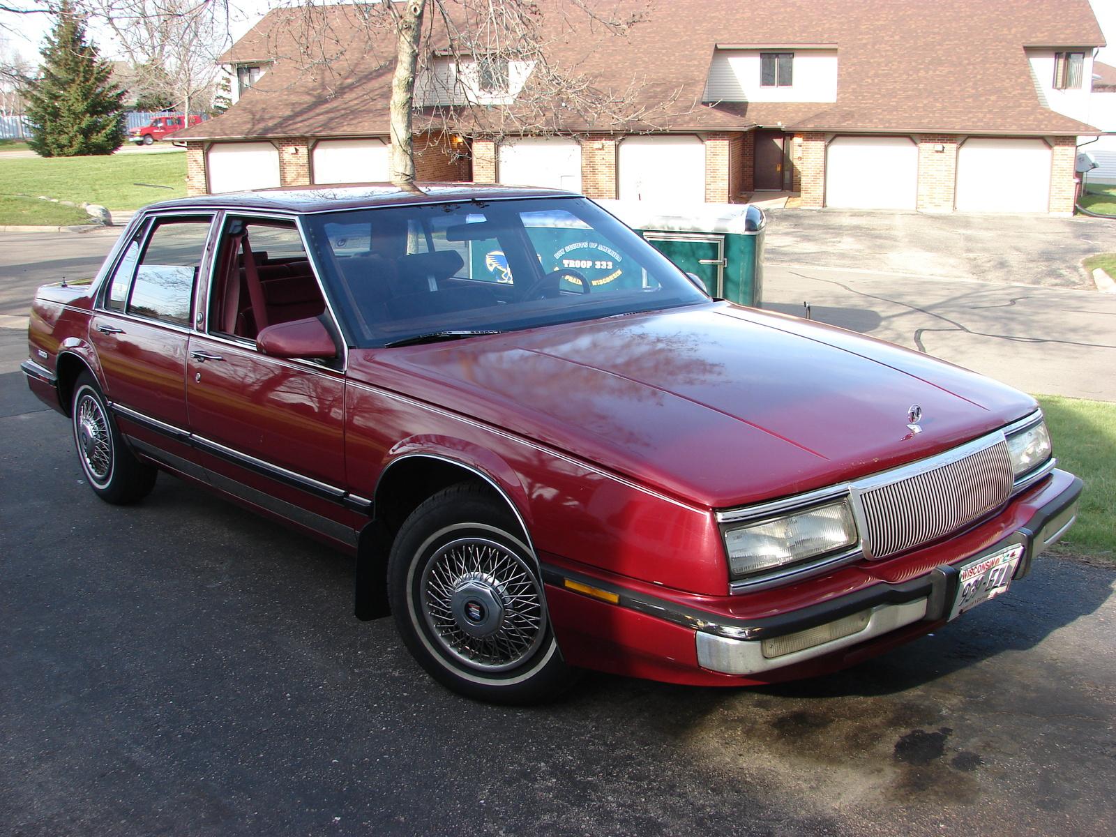 1990 Buick LeSabre Custom Sedan, 1990 Buick LeSabre Buick LeSabre 4dr ...