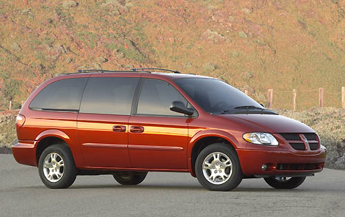 Picture of 2004 Dodge Caravan SE