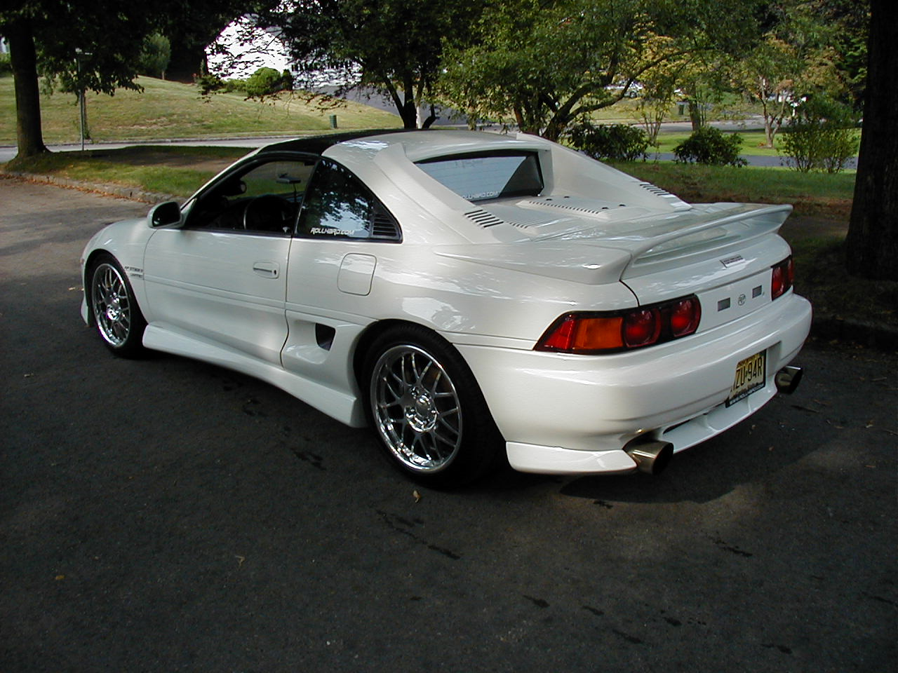 1993 Toyota MR2 Turbo SW20 related infomationspecifications