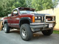 Picture of 1990 GMC Sierra 1500 K1500 SLE 4WD Standard Cab SB, exterior