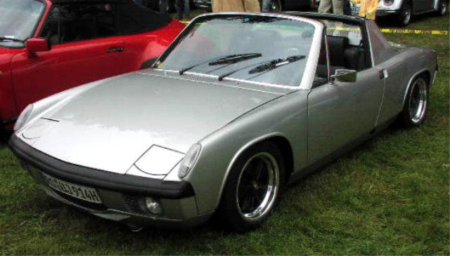 Picture of 1975 Porsche 914, exterior