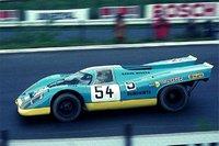1969 Porsche 917 Overview