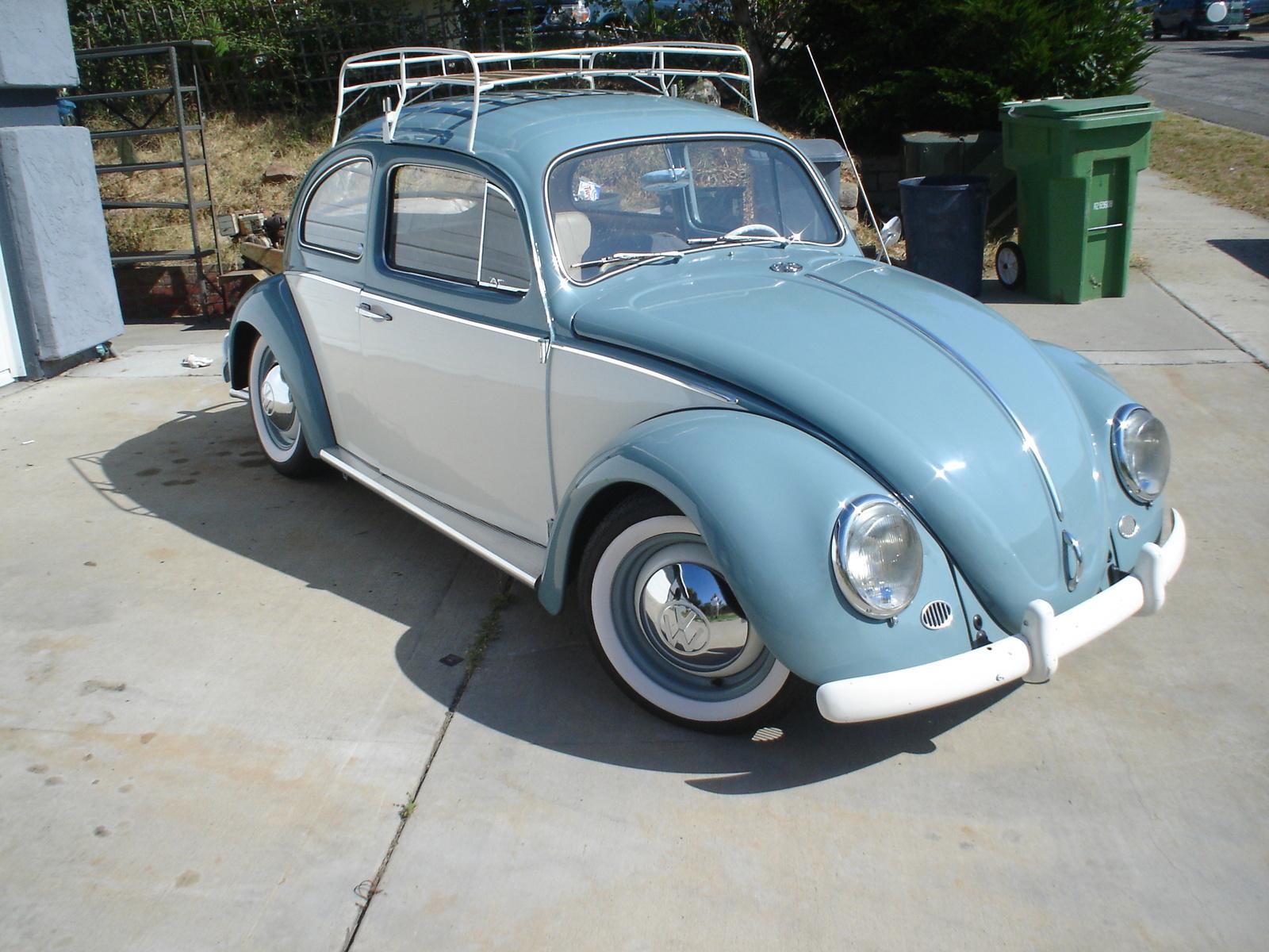 1963 volkswagen beetle specs