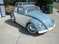 1963 Volkswagen Beetle Picture Gallery