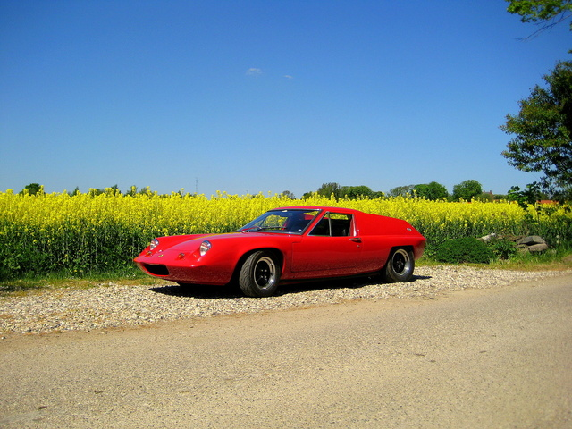 Picture of 1970 Lotus Europa, exterior, gallery_worthy