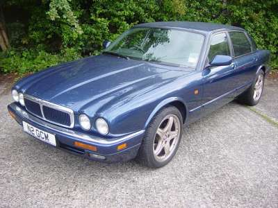 1996 Jaguar XJ-S picture