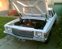 Picture of 1974 Holden Kingswood, exterior, engine