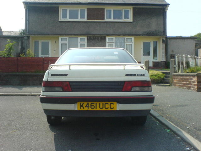 Picture of 1993 Peugeot 405, exterior, gallery_worthy