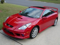 2004 Toyota Celica Picture Gallery