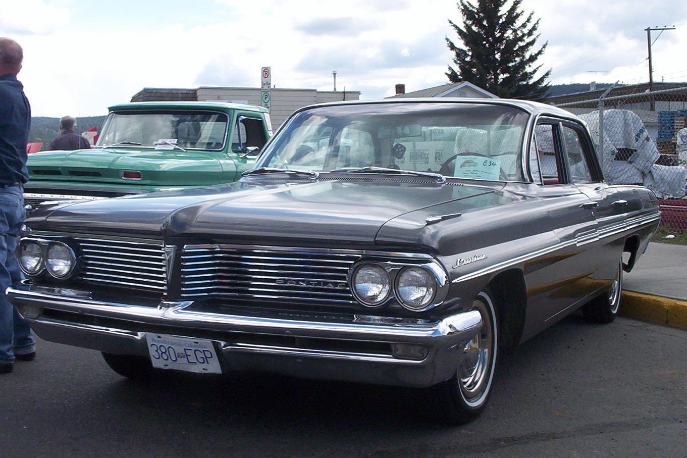 1962 Pontiac Laurentian Exterior Pictures Cargurus