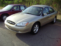 2001 Ford Taurus Picture Gallery