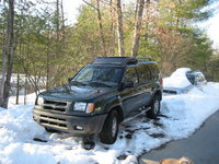 Picture of 2000 Nissan Xterra SE 4WD, exterior, gallery_worthy