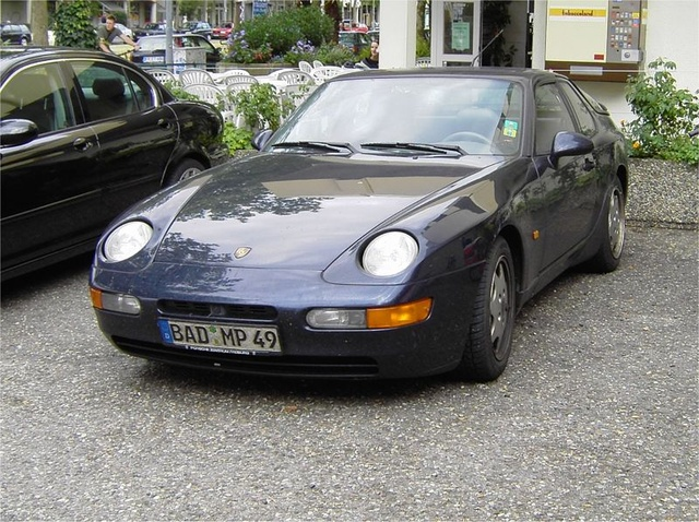 Picture of 1994 Porsche 968 2 Dr STD Coupe, exterior