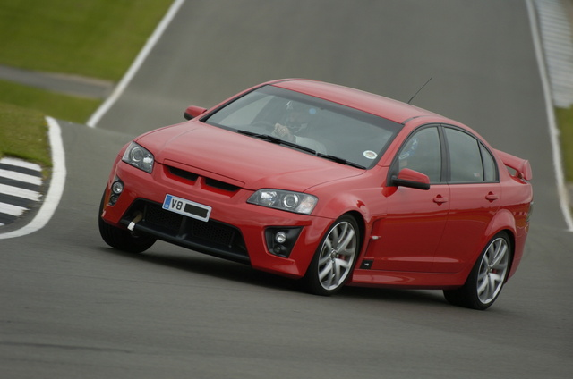 Picture of 2007 Vauxhall VXR8, exterior