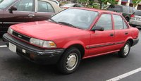 Picture of 1988 Toyota Corolla DX, exterior, gallery_worthy