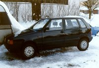 1983 Fiat Uno Overview