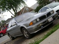 Picture of 1992 Mitsubishi Diamante 4 Dr STD Sedan, exterior