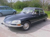 1972 Citroen DS Overview