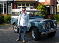 1981 Land Rover Series III Overview