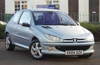 2004 Peugeot 206 Overview