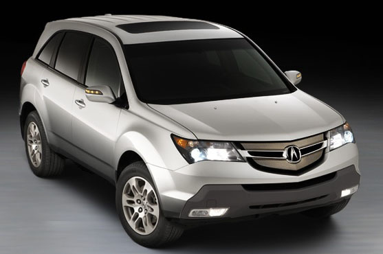 Picture of 2009 Acura MDX SH-AWD with Technology Package