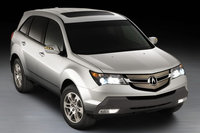 Foto de un 2009 Acura MDX SH-AWD with Technology Package, exterior, gallery_worthy