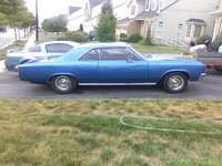 Picture of 1967 Chevrolet Malibu, exterior