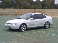 Picture of 1997 Holden Calais, exterior, gallery_worthy