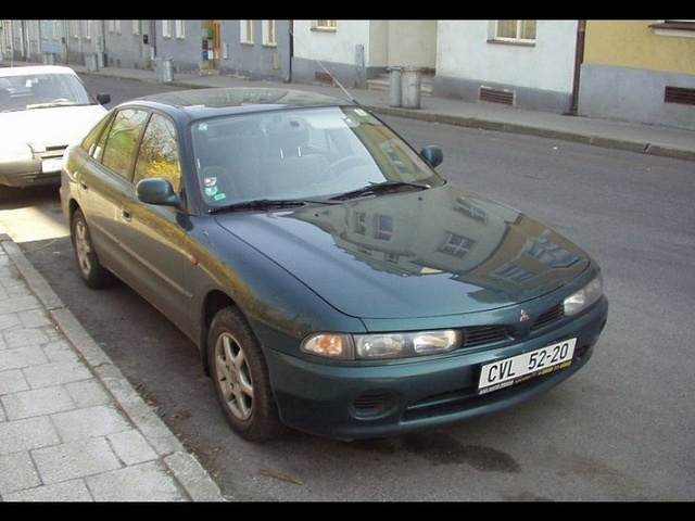 Picture of 1993 Mitsubishi Galant