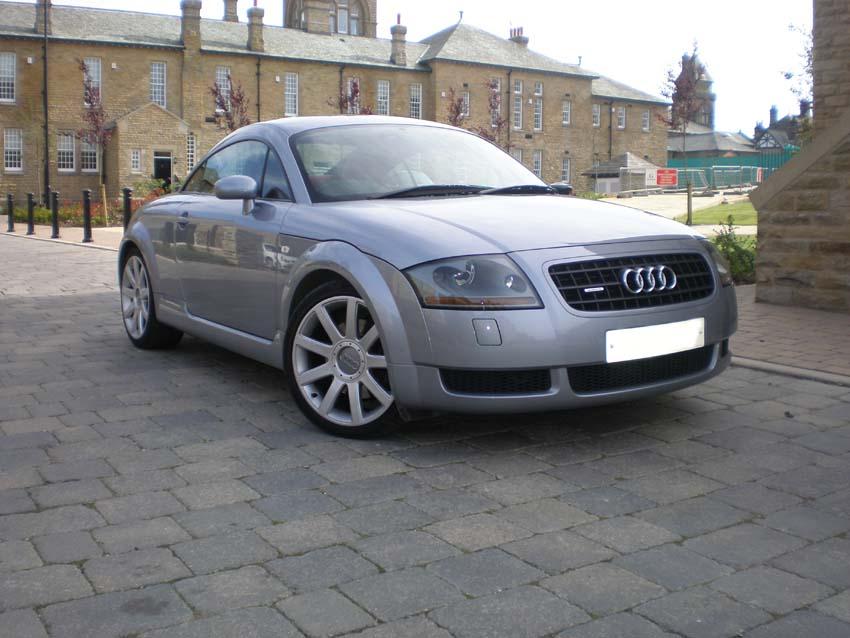2003 Audi TT - Pictures - CarGurus